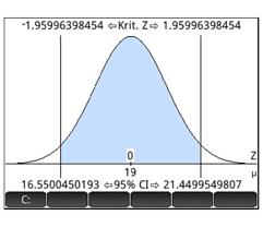 Statistic-Apps - HP Prime